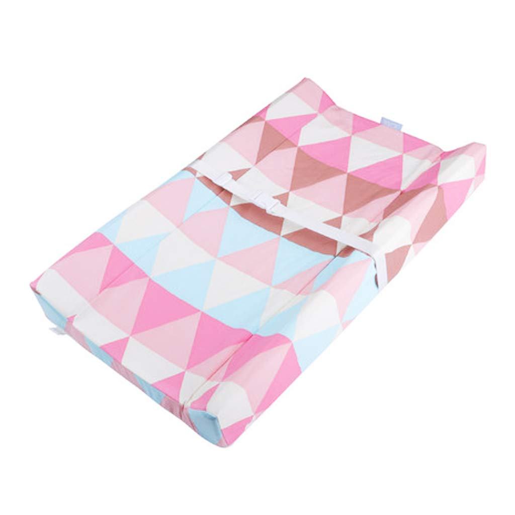 Changing Pad Cover, Organic Cotton Changing Pad Liner for Standard 17'' x 29'' Baby Changing Mats, Available in Two Colors by GSH- Changing Table