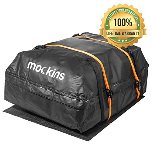 5. Mockins Waterproof Cargo Roof Bag