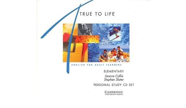 Amazon.com: True to Life Elementary Personal study audio CD ...