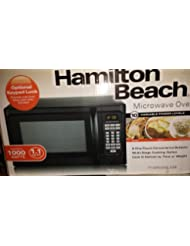 Hamilton Beach 1000 Watt Microwave with Child Lock