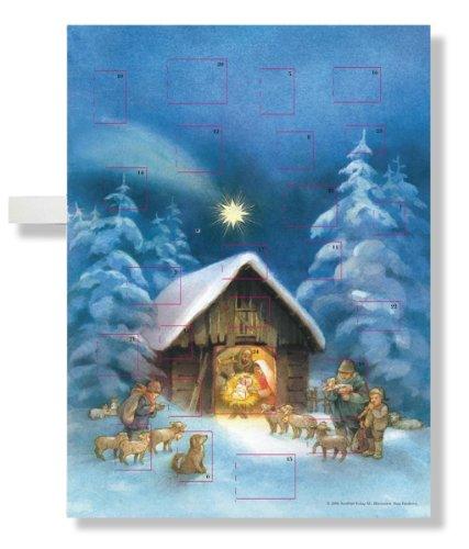 Night Advent Calendar - Silent Night Musical Advent Calendar