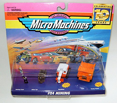 Micro Machines Mining #24 Collection, used for sale  Delivered anywhere in USA