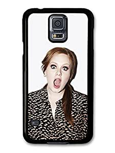 Adele Photoshoot Funny Face case for Samsung Galaxy S5 A4984
