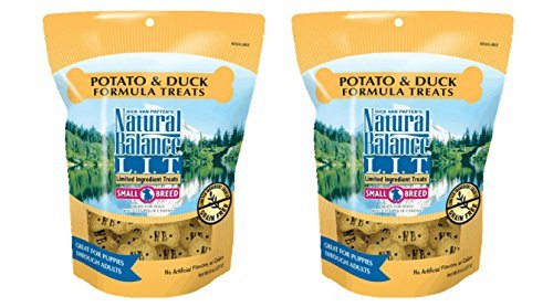 Natural Balance L.I.T. Limited Ingredient Treats Potato & Du
