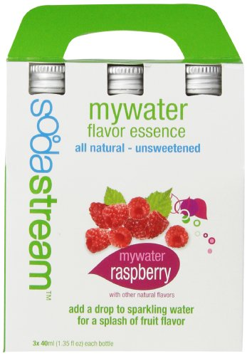 SodaStream MyWater Flavor Essence Pack