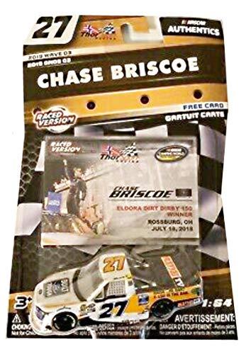 nascar Authentics 1:64 Chase Briscoe 2019 Truck Diecast Wave 03 ()