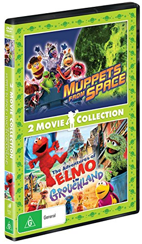 Muppets from Space / the Adventures of Elmo in Grouchland