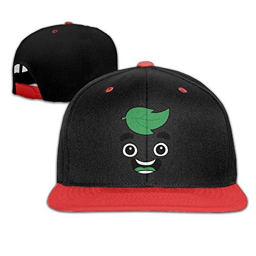 Price comparison product image Guava Juice Youth Unisex Contrast Color Cap Hats (4 Colors)