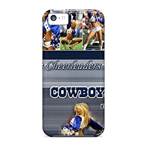 New Arrival Dallas Cowboys RNt616xmFL Case Cover/ 5c Iphone Case by icecream design
