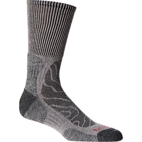 Bridgedale Merino Trail Hiking Sock - Men's Grey,