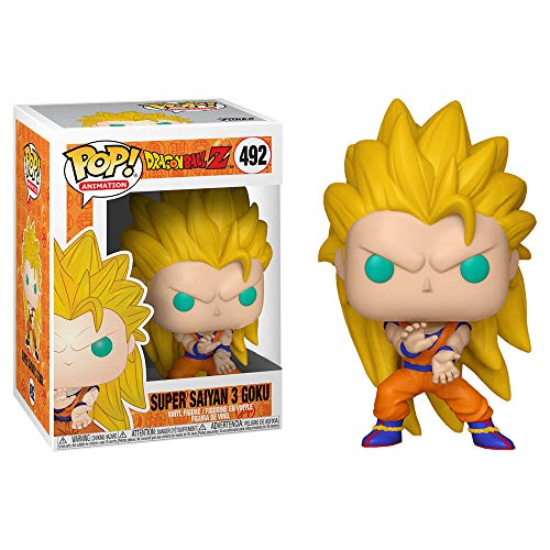 Funko Toy Figure Super Saiyan 3 Goku SS3