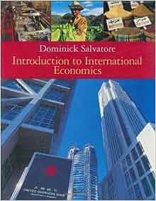 introduction to international economics salvatore pdf