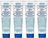 KiehI's Close Shavers Squadron Ultimate Brushless Shave Cream Blue Eagle Full Size, Set of 4