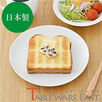 Tableware East Simple Versatile Round Plate 7.6\u201d (19.5 cm) White for Toast  sc 1 st  Amazon.com & Amazon.com: Tableware East Simple Versatile Round Plate 7.6\u201d (19.5 ...