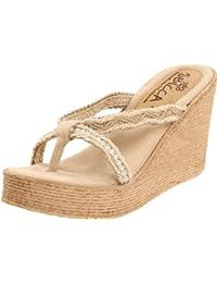 Women's Jewel Wedge Sandal