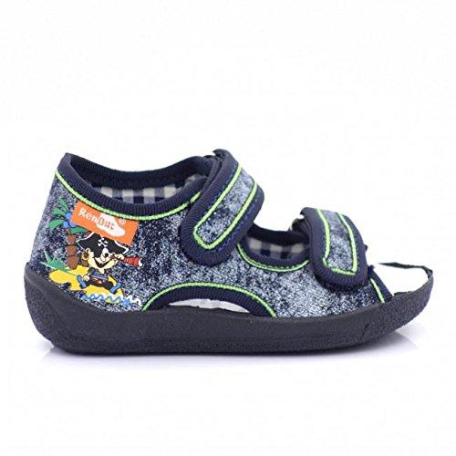 rn- lienzo zapatos Boy # 10–variación Talla:UK 4 / EU 20