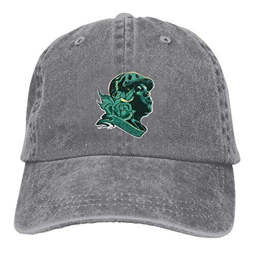 (CJGlinzhanymx Biggie Smalls Cowboy Hat Gray)