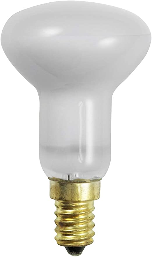 Watts: 40W 40R16-120V-E14 Type: R16 Reflector Norman Lamps H/&PC-47286 Volts: 120V