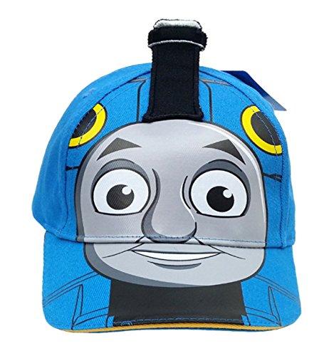 Granny's (C)THOMAS THE TANK ENGINE FACE CAP HAT BASEBALL CAP KID SIZE-NEW! (Thomas The Tank Engine Costume)