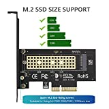 M.2 NVME to PCIe 3.0 x4 Adapter with Aluminum
