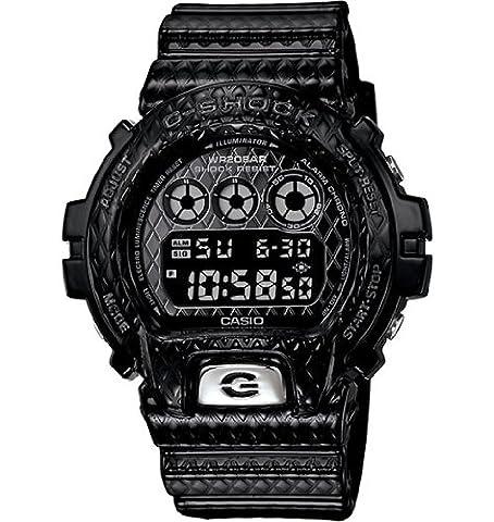 G-Shock DW6900DS-1 Classic Series Quality Watch - Gloss Black (G Shock Gloss)