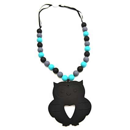 Té Thing Necklace made of Silicone for Baby chewing, BPA ...