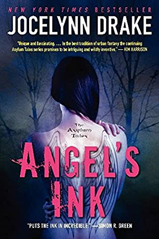 book cover of Angel\'s Ink