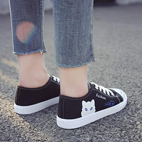 amp;h Needra Alice Nero Espadrillas S Donna aRTqAqx