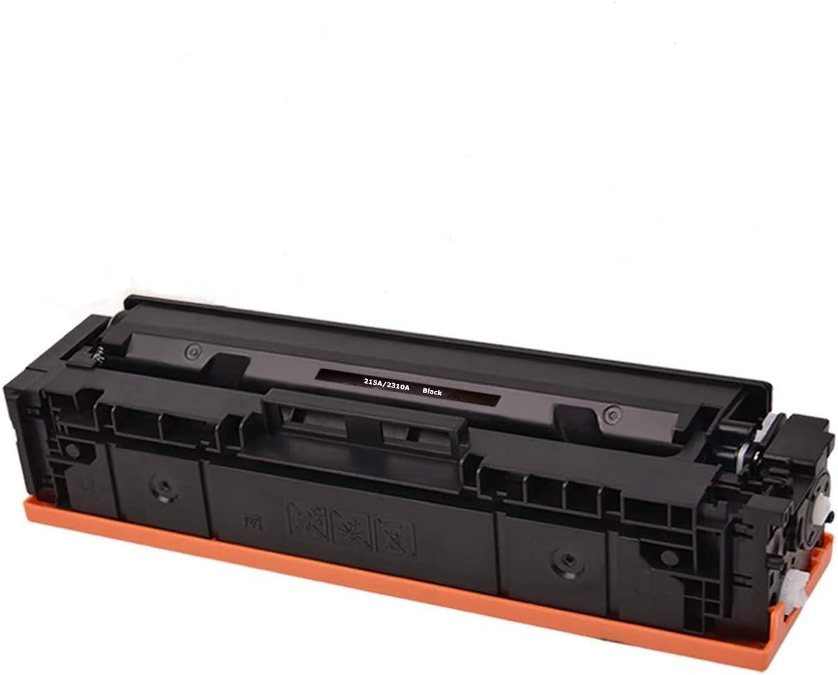 ACEJET Compatible 215A 215X Toner Cartridges Replacement for HP 215A W2310A W2311A W2312A W2313A for HP Color Laserjet Pro MFP M182nw M183fw M155 M183 M182 No Chips(1 Black)