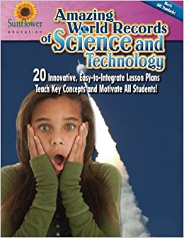 The Science Of Attention How To Capture >> Amazon Com Amazing World Records Of Science And Technology 20