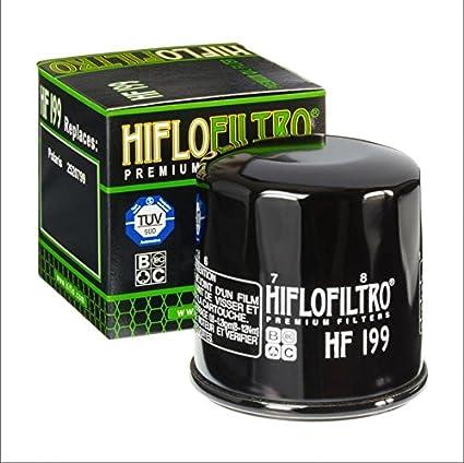 Filtro de aceite HiFlo hf199 Quad Polaris 570 Sportsman 2014 A 2016 2520799 Neuf: Amazon.es: Coche y moto