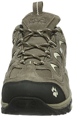 Jack Wolfskin Mountain Attack Texapore Women 4010031-5017040 Damen Trekking- & Wanderschuhe Beige (white sand 5017)