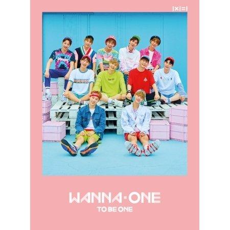 Wanna One-1st Mini Album Pink Ver CD+Sleeve+PhotoCards+CoverCard+Booklet+Flipbook+Lyrics+Ticket Produce (Lyric Sleeve)