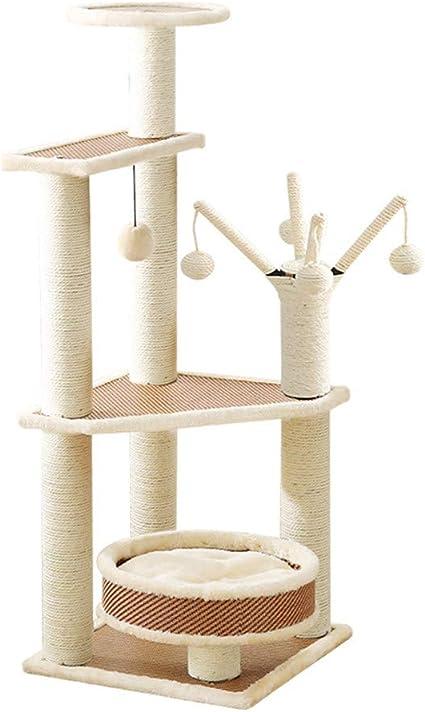 Torre De Mascotas Para Rascar El áRbol Del Gato, Montura ...