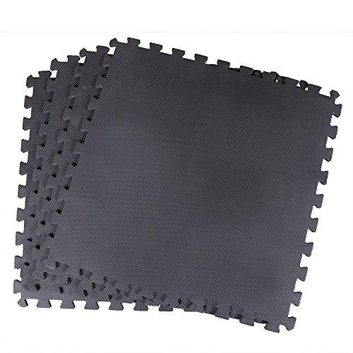 ScSPORTS Unterlegmatte Puzzlematte Set 4 Stück, 10000573