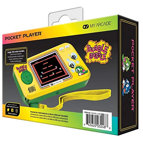 MY ARCADE- Mini Consola de Videojuegos (DGUNL-3248) a buen precio