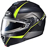 HJC IS-Max II Mine Snow Helmet with Electric Shield (MC-3HSF, Medium) XF-21-191-733