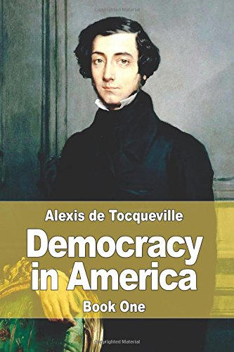 Democracy in America: Book One pdf epub