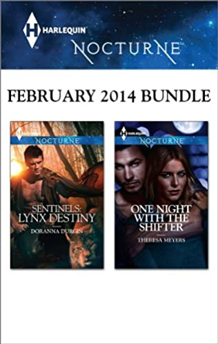 book cover of Harlequin Nocturne February 2014 Bundle