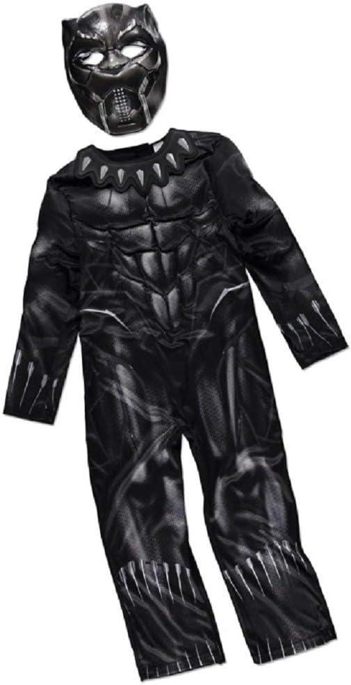 Ma - Disfraz de pantera negra para niños: Amazon.es: Productos ...