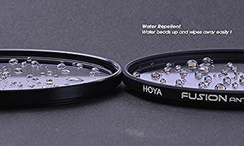 Hoya 72 mm Fusion Antistatic Protector Filter