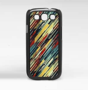 lintao diy Colorful 80's Sweater Pattern Hard Snap on Phone Case (Galaxy s3 III)