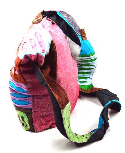Hippie Yogi Tasche Ohm Handtasche Schultertasche