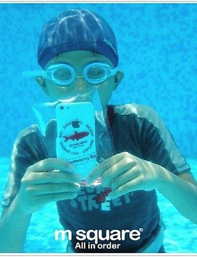 GXS Wasserdichte Handy Tasche Beach Paradise iPhone Samsung Millet Driften Schwimmtasche Tauchen Sets für 10,2