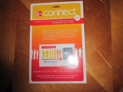 McGraw-Hill Connect+ Biology, 2nd Edition 2nd (second) Edition by Brooker, Robert, Widmaier, Eric, Graham, Linda, Stiling, Pet published by McGraw-Hill Science/Engineering/Math (2010) (Brooker Widmaier Graham Stiling Biology 2nd Edition)
