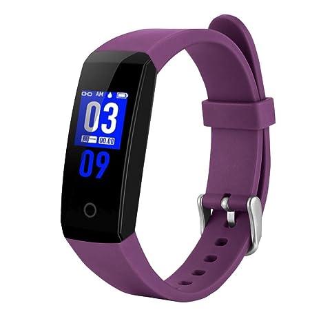 Amazon.com: Richer-R Reloj inteligente, pulsera inteligente ...