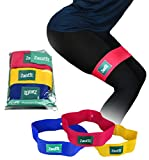 ZanFit Resistance Hip Bands – Set of 3 – Resistance Bands – Booty Bands – Thigh Resistance Hip Band – No Slip – Low, Medium and Heavy Loop Set – Perfect for Stretching, Lifting, Squatting, Pilates. Review