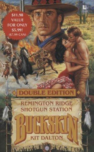 book cover of Remington Ridge / Shotgun Station