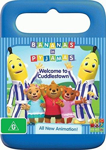Bananas in Pyjamas: Welcome to Cuddlestown [NON-USA Format, Region 4 Import - (Bananas In Pajamas Dvd)