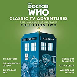 Doctor Who: Classic TV Adventures Collection Two